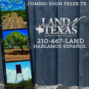 25- 40 ACRES IN FREER, TEXAS