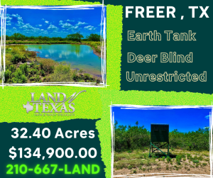 32.40 ACRES - SEVEN SISTERS , TEXAS