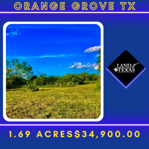 1.69 Acres For Home Or A Business