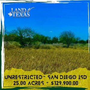 Unrestricted 25.00 Acres In Duval County